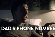 Dad's Phone Number