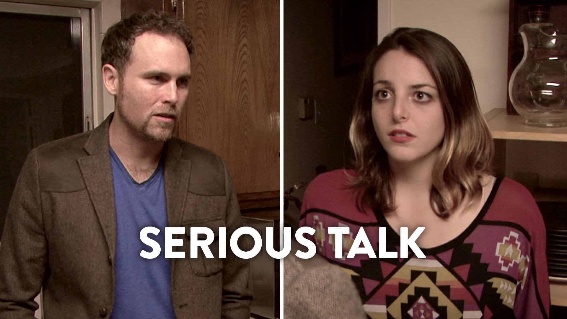 Serious Talk