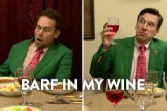 Barf in My Wine